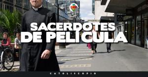 sacerdotes de pelicula