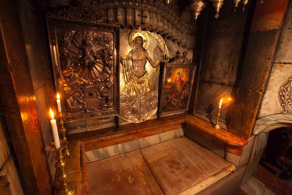 El sepulcro de jes s despu s de m s de 2000 a os for Donde se encuentra el marmol