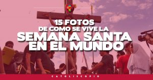 15 fotos de semana santa