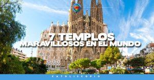 7 templos