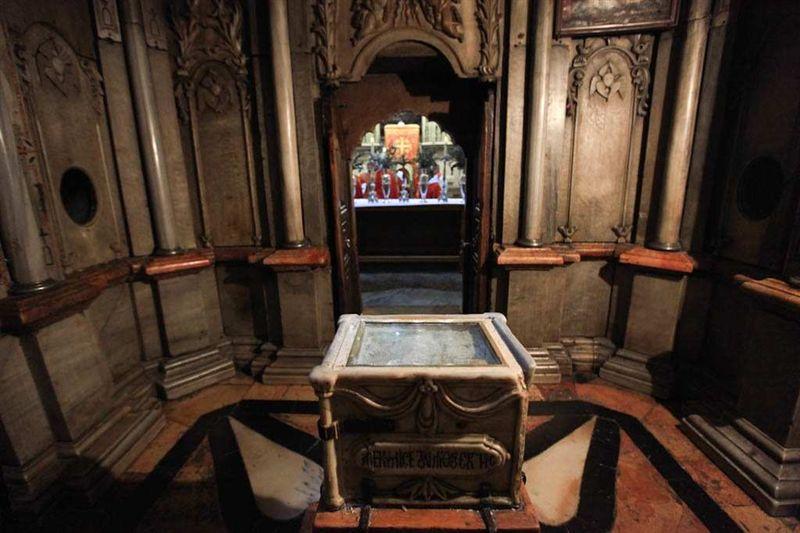 capilla del angel