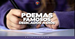 poemas dedicados a Dios