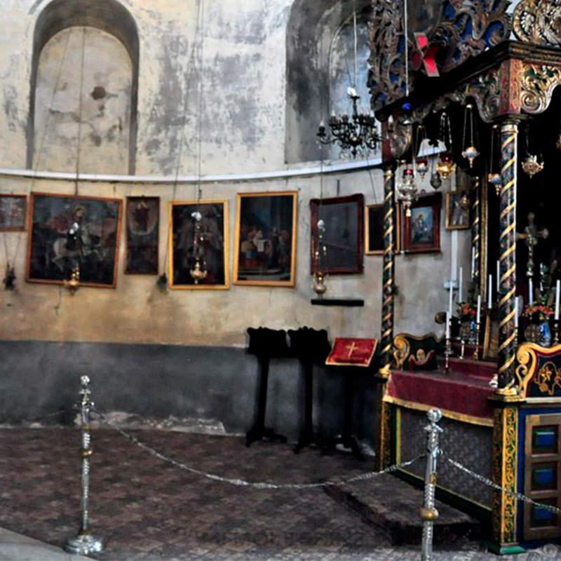 basilica de la natvividad 10
