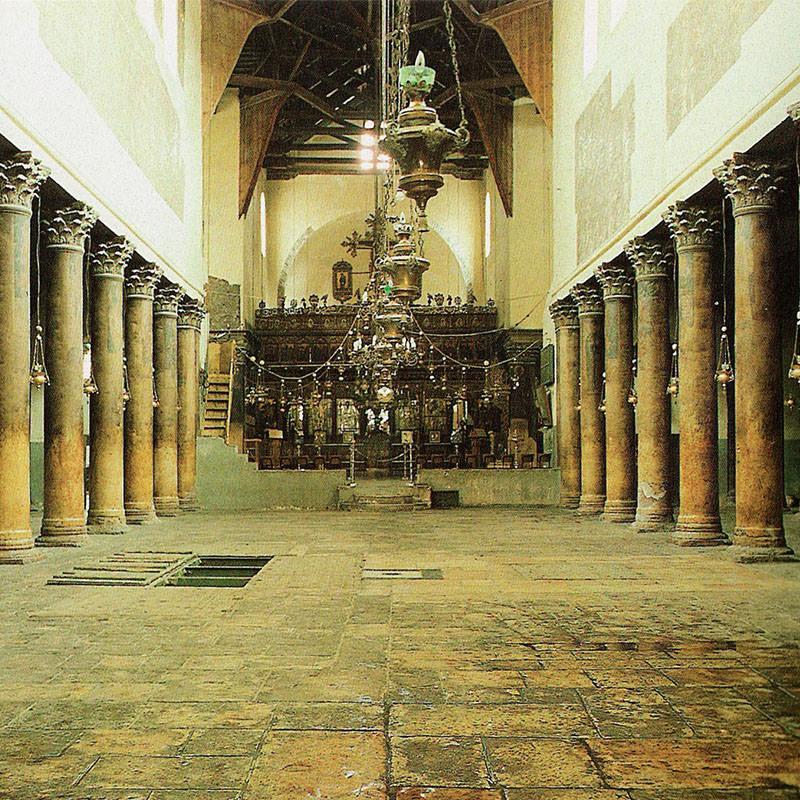 basilica de la natvividad 12