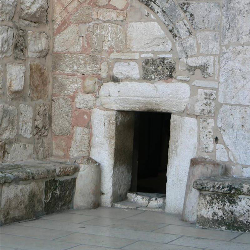 basilica de la natvividad 4