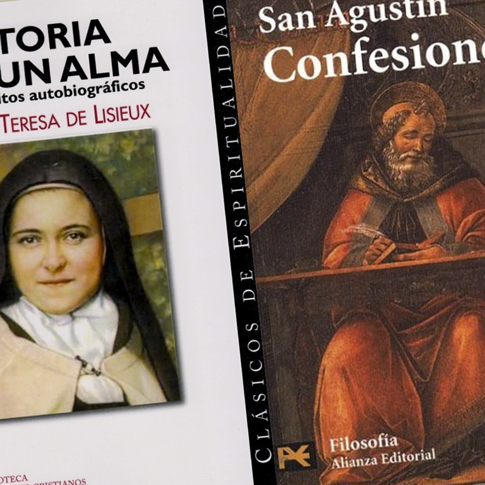 libros de santos