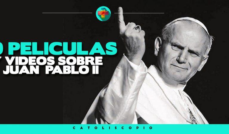 Nueve Videos y Películas sobre Juan Pablo II