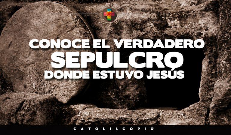 El Sepulcro de Jesús después de más de 2000 años