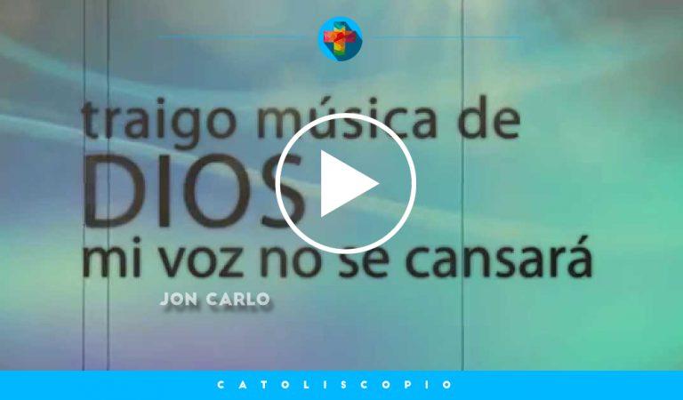 Jon Carlo – Traigo Música de Dios