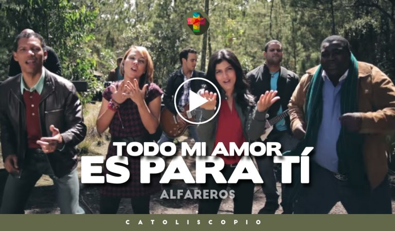 Alfareros – Todo Mi Amor es para Tí