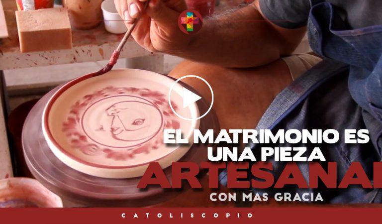 Los novios deben trabajar sobre el amor como artesanos