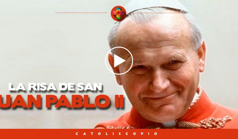 La Risa de San Juan Pablo II
