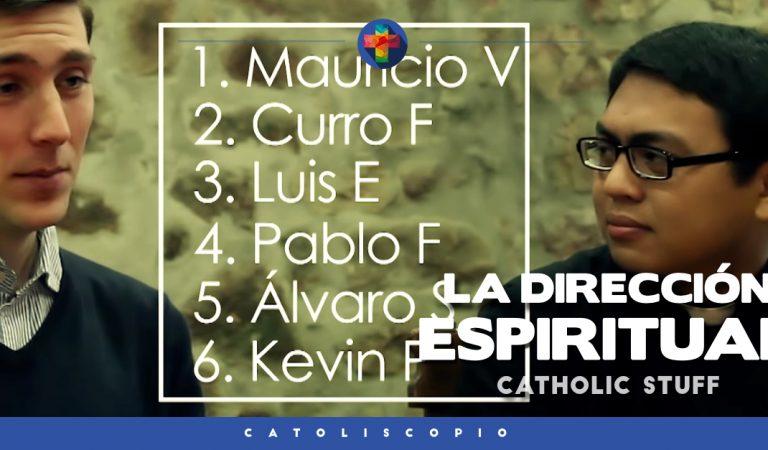 Catholic Stuff – La Dirección Espiritual