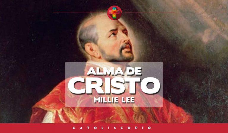 Musica Católica: Millie Lee – Alma de Cristo