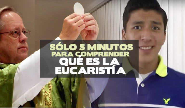 La Sagrada Eucaristía explicada en 5 minutos – Imparare Roma