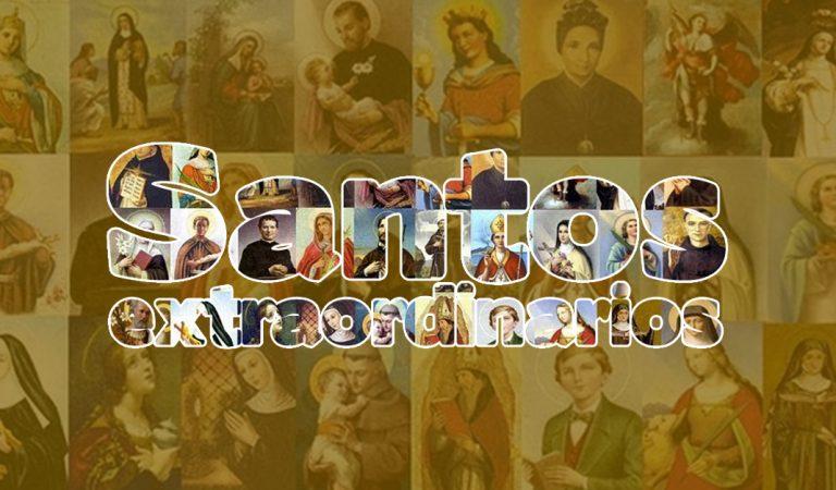 5 Santos canonizados que tenían características inusuales.