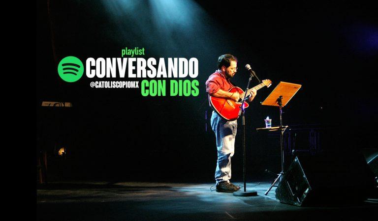 Conversando con Dios con 10 canciones (Spotify PL)