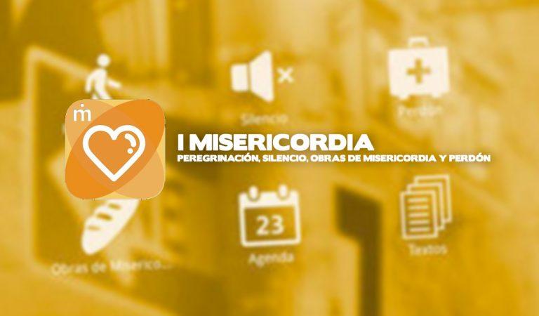 i Misericordia app: Peregrinación, Silencio, Obras de Misericordia y Perdón #CatoliApps