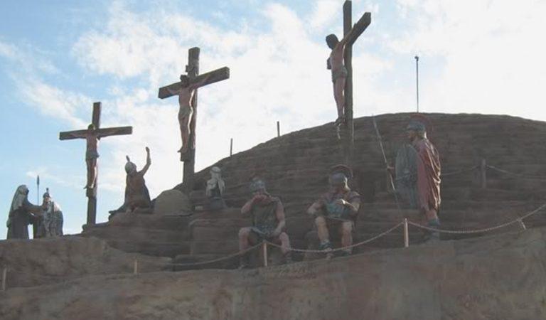 Conoce El monte Calvario después de más de 2000 mil años transcurridos