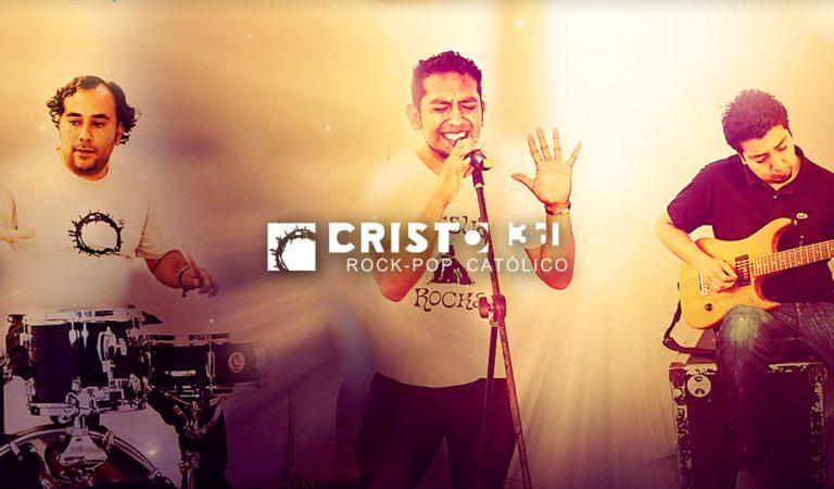Cristo 3D banda Mexicana de Rock Pop Católico [Entrevista]