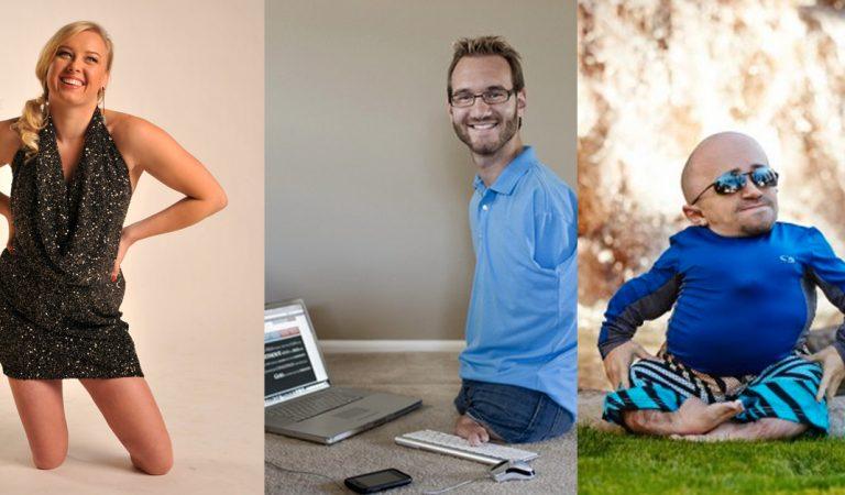 ¿Triste? 5 personas con historias motivantes que deberías seguir
