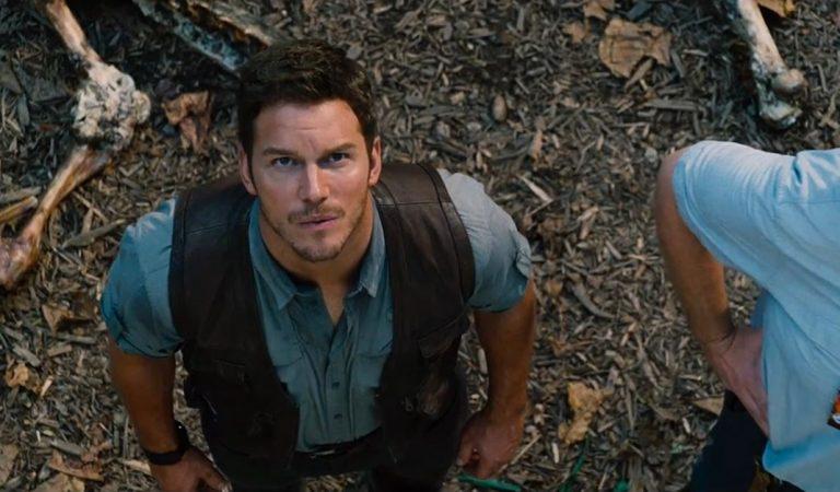 Así celebra la Pascua el domador de dinosaurios Chris Pratt