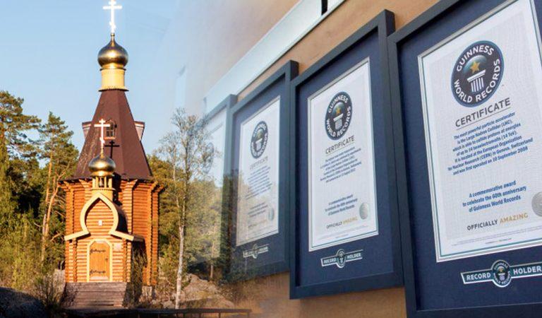 Este templo está en los Record Guinness y no creerás porque