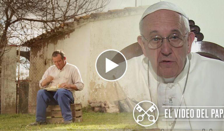 La tierra es un don de Dios, no es justo utilizarla para favorecer a unos pocos: Papa Francisco
