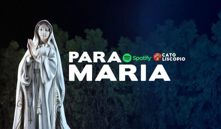 Para María: Nuestra playlist de Música para nuestra madre [Spotify PL]