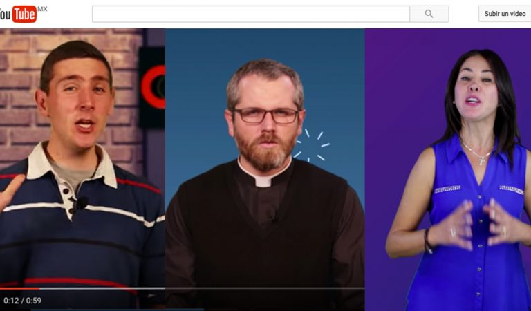 Estos son 5 canales católicos de youtube a los que deberías estar suscrito