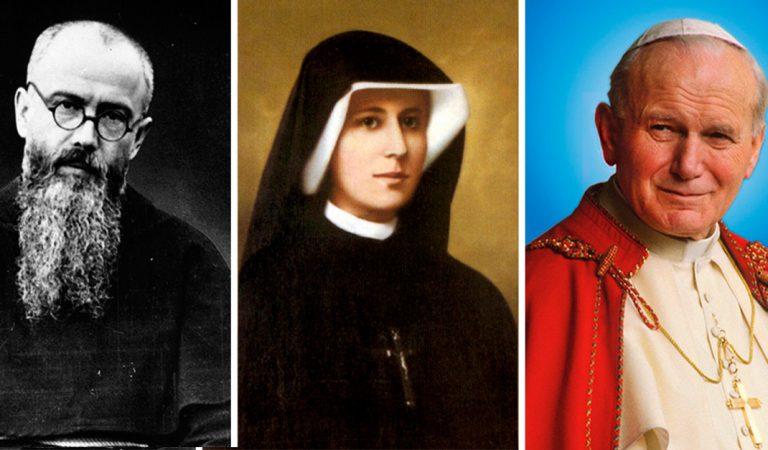 5 santos polacos que tal vez no conocías: JMJ2016