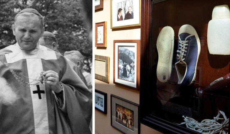 Conoce la Casa donde vivió San Juan Pablo II