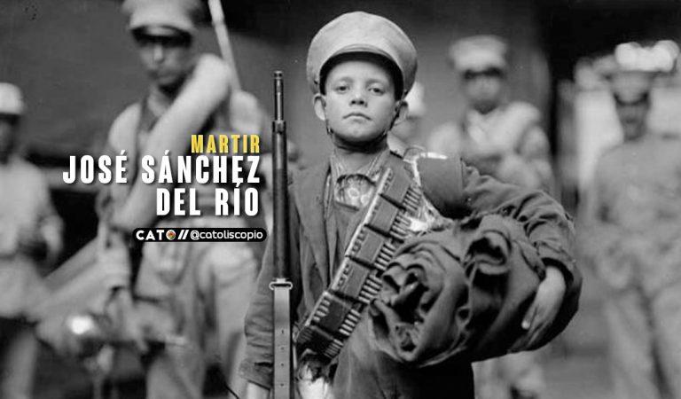 José Sánchez: el Adolescente Mexicano que murió por quién mas amaba en la vida