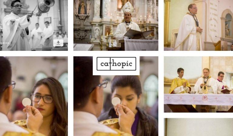 Y llega Cathopic.com: Fotografías católicas de alta calidad y gratuitas