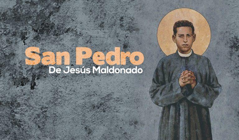 San Pedro de Jesús Maldonado: Un Santo que venció el prejuicio