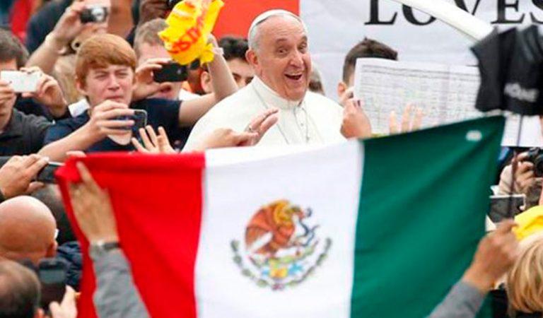 5 beneficios turísticos que se generarán por la visita del Papa a México