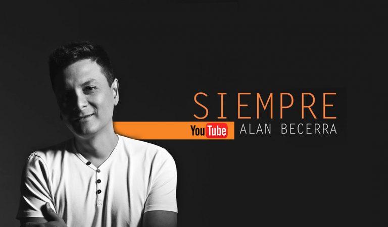 """Alan Becerra y su último disco """"Siempre"""" disponible completo en Youtube – Música Católica"""
