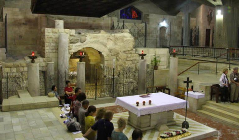 La Basílica de la anunciación: El lugar que resguarda la casa de María