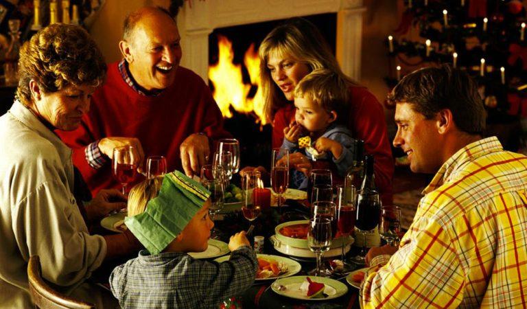 Que la tecnología no arruine tu cena navideña
