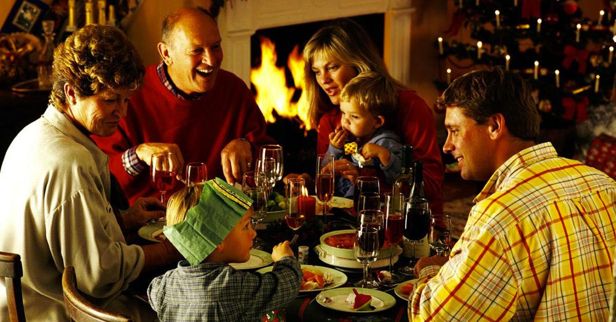 Cinco oraciones que no deben faltar en tu cena de navidad - Cenas para navidad 2015 ...