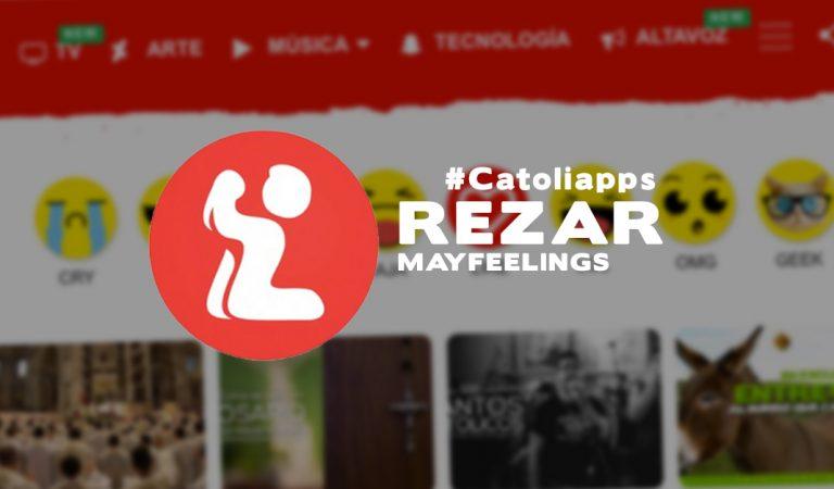 Porque la oración no tiene límites ni barreras: Rezar app