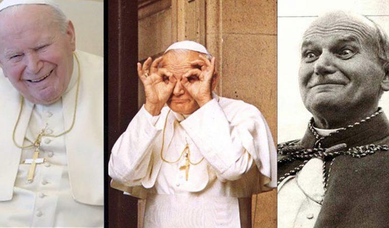 Los Santos también ríen: un recuerdo de la risa de un Santo de nuestra era