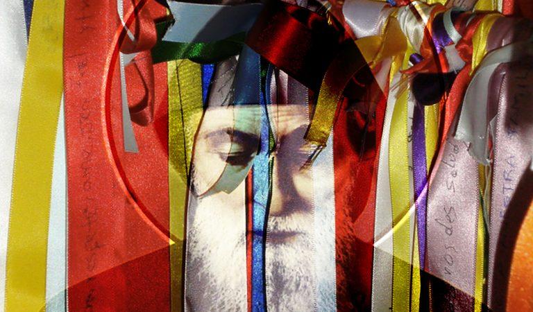 Conoce la historia de San Chárbel y los listones de colores