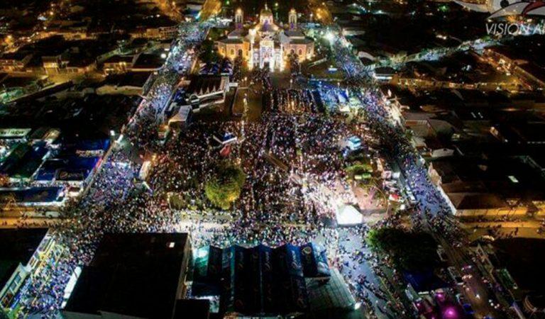 Conoce la multitudinal peregrinación a la Basílica de los Ángeles en Costa Rica