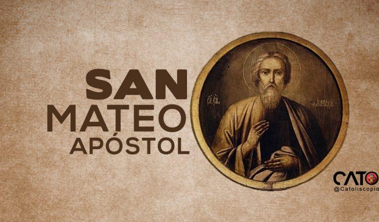 Jesús se fijó en un Pecador… Mateo.