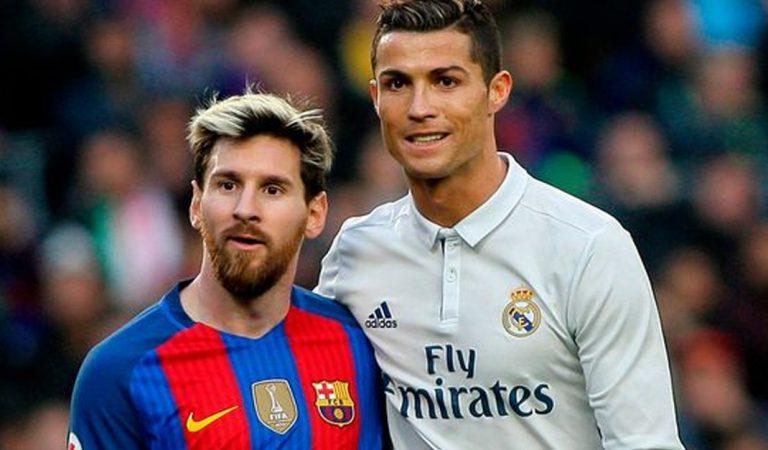 ¿Messi y Cristiano Ronaldo en el mismo equipo?