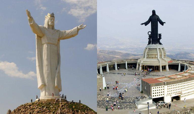 8 impresionantes templos y monumentos de Cristo Rey en el mundo