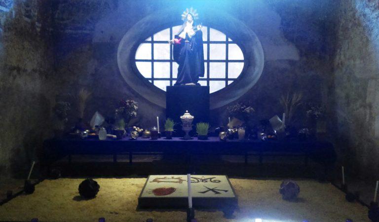 El altar de Dolores, una tradición olvidada