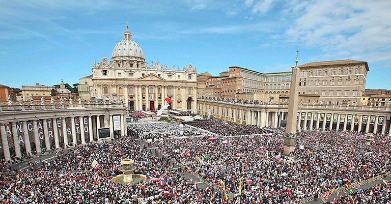 10 curiosidades sobre Basílica de San Pedro, te sorprenderá la #7.