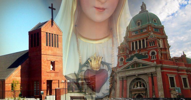 Conoce 5 templos hermosos, consagrados al Inmaculado Corazón de María
